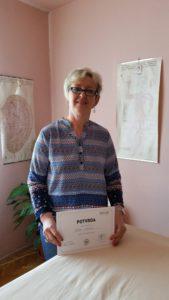 Irena Jozeljić, fizioterapeut, Delnice